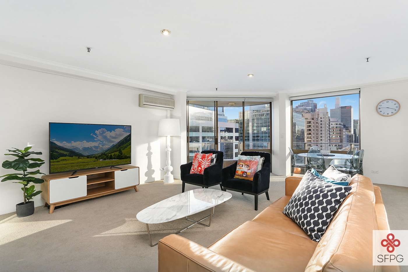 Main view of Homely apartment listing, 161/25 Market Street, Sydney NSW 2000