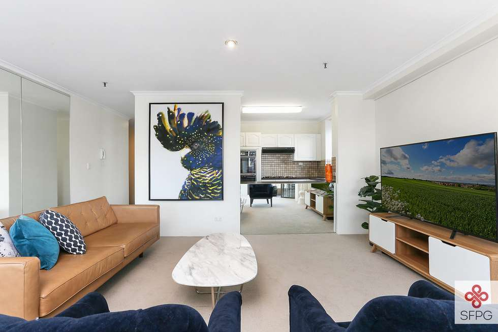 Second view of Homely apartment listing, 161/25 Market Street, Sydney NSW 2000