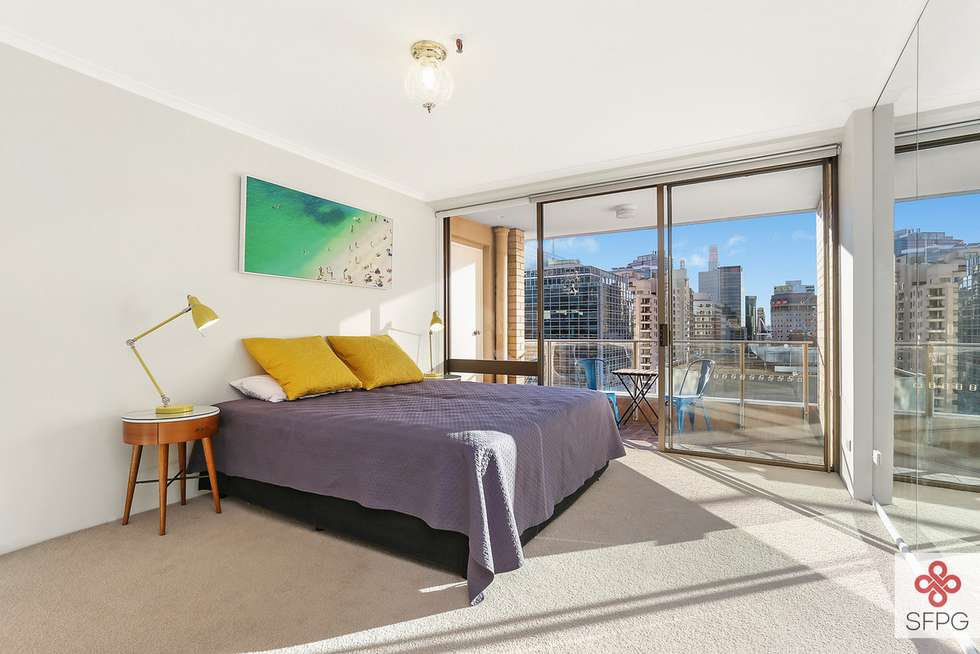 Fourth view of Homely apartment listing, 161/25 Market Street, Sydney NSW 2000