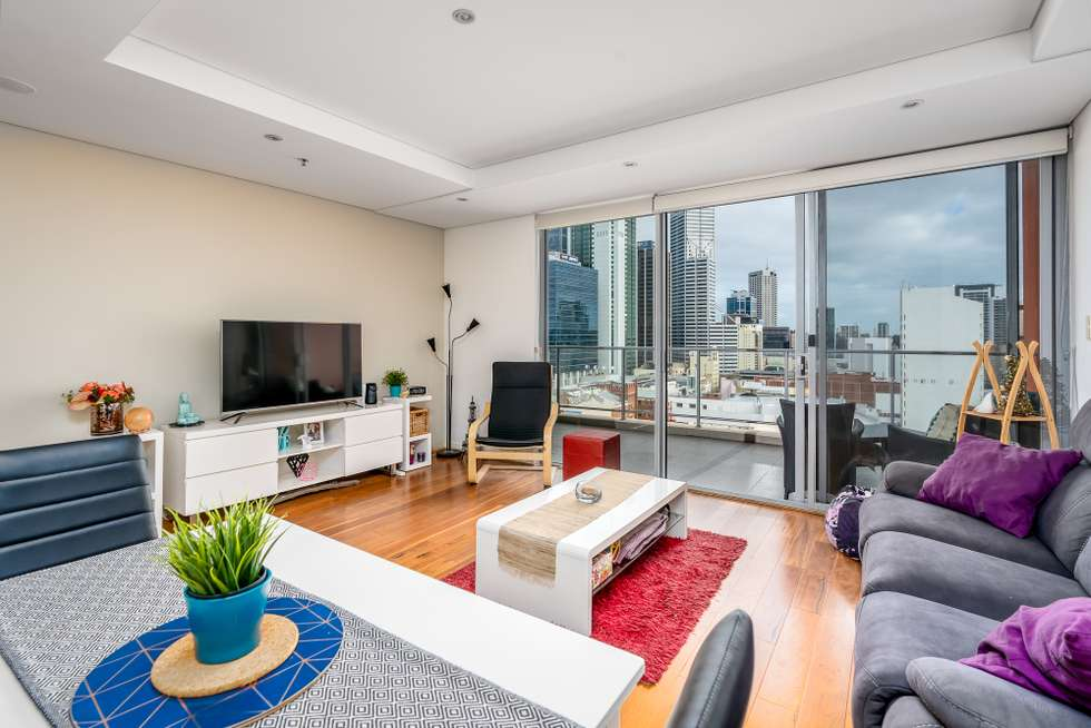 Second view of Homely apartment listing, 76/580 Hay Street, Perth WA 6000