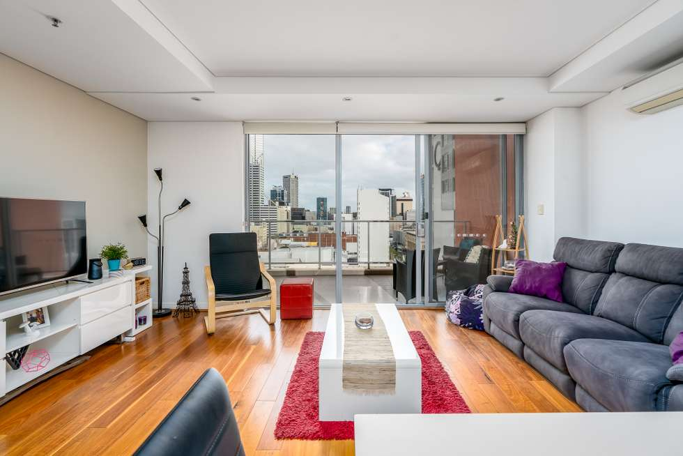 Third view of Homely apartment listing, 76/580 Hay Street, Perth WA 6000