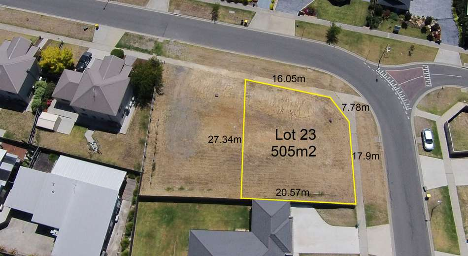 LOT 23/45 Independent Way, Traralgon VIC 3844