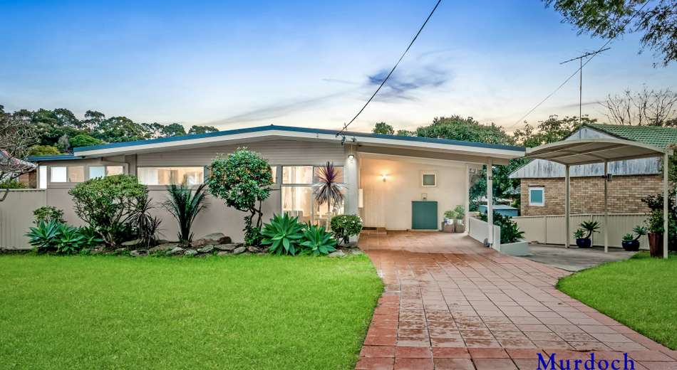 5 Windsor Avenue, Carlingford NSW 2118