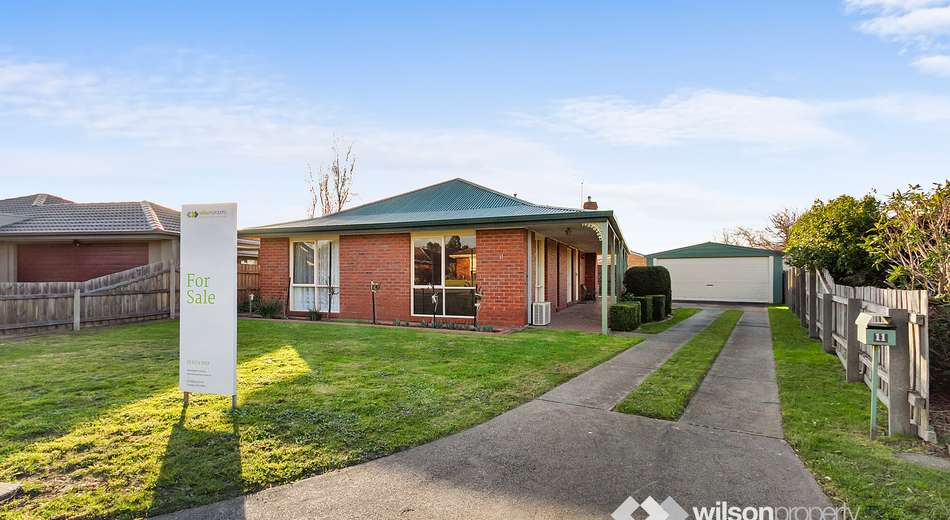 11 Parslow Court, Traralgon VIC 3844