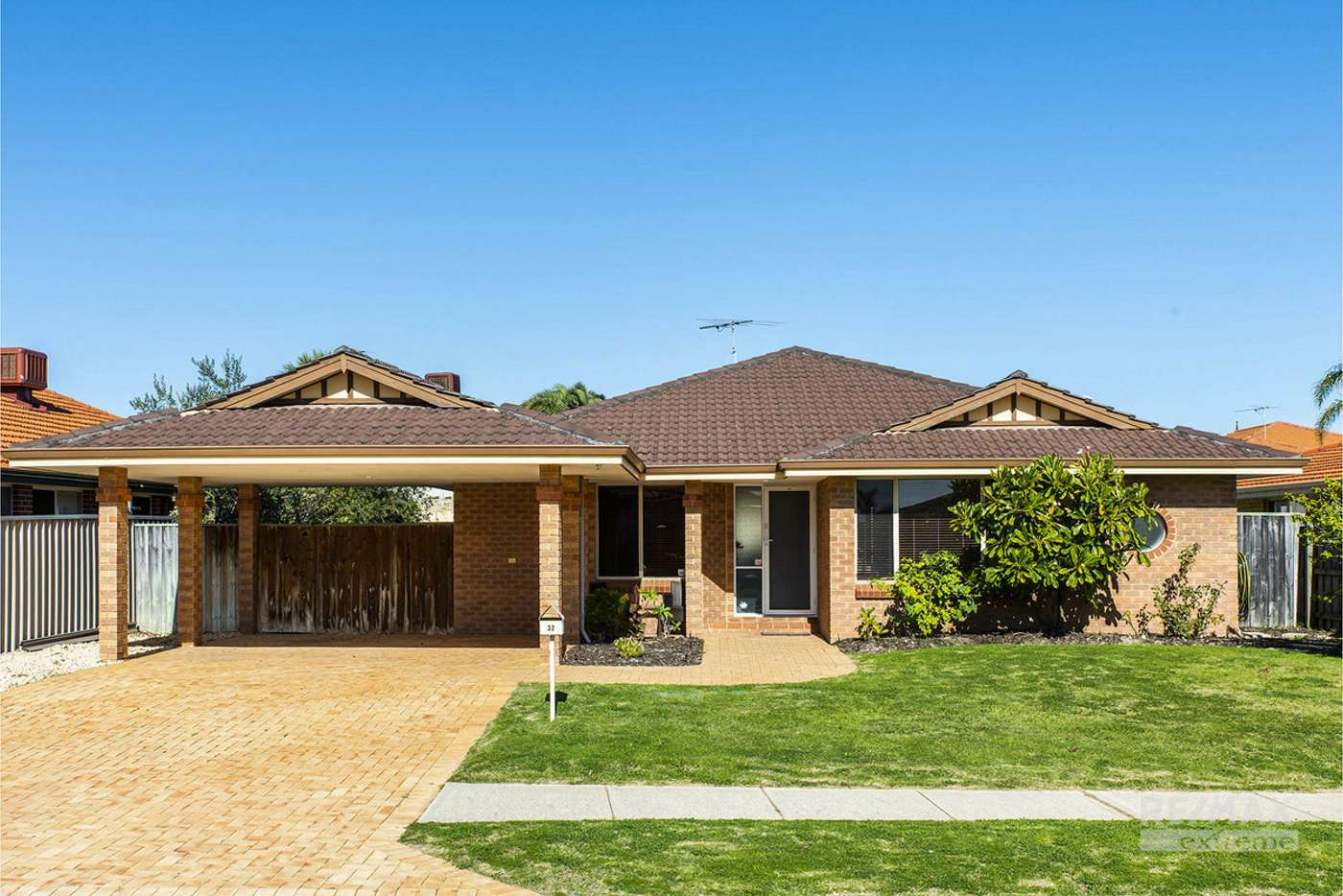 Main view of Homely house listing, 32 Shalimar Rise, Currambine WA 6028