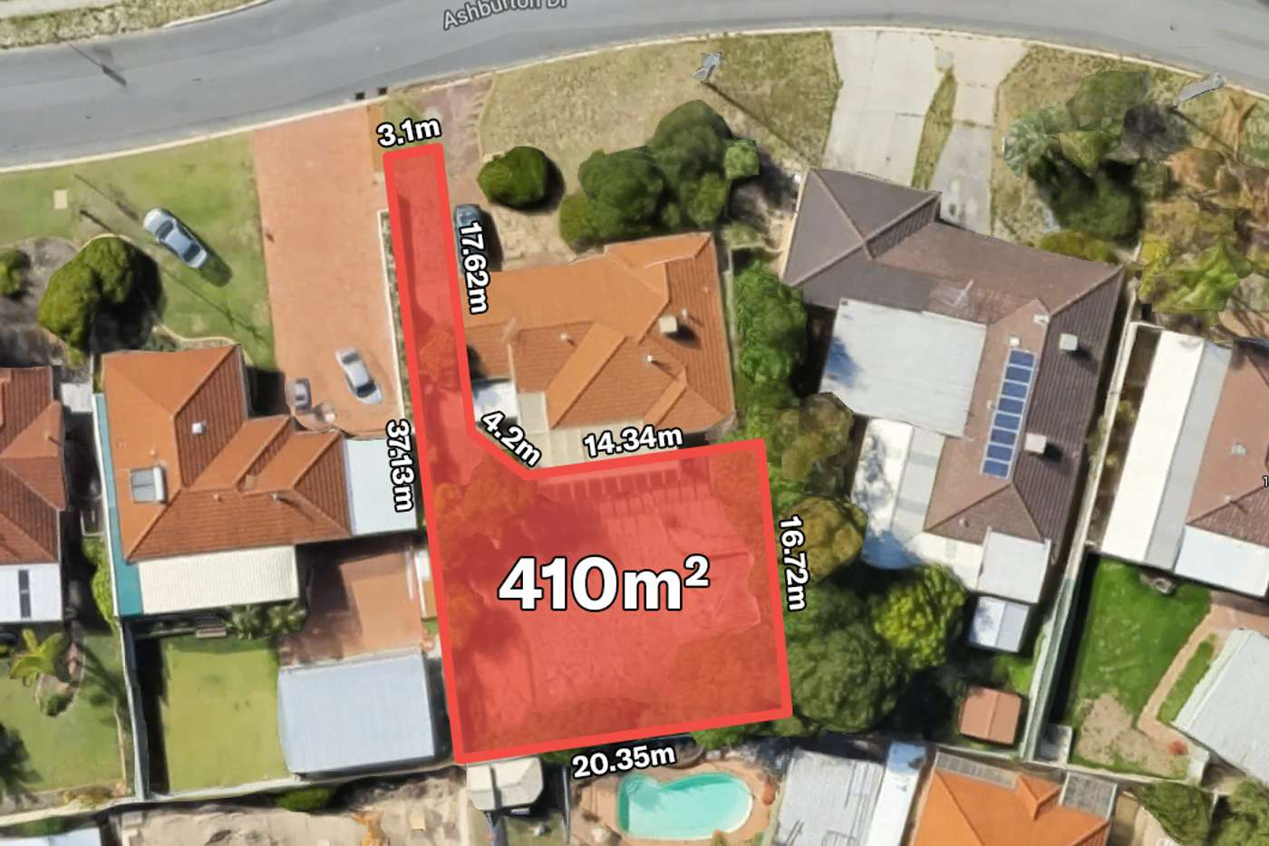 Main view of Homely residentialLand listing, 12A Ashburton Drive, Heathridge WA 6027