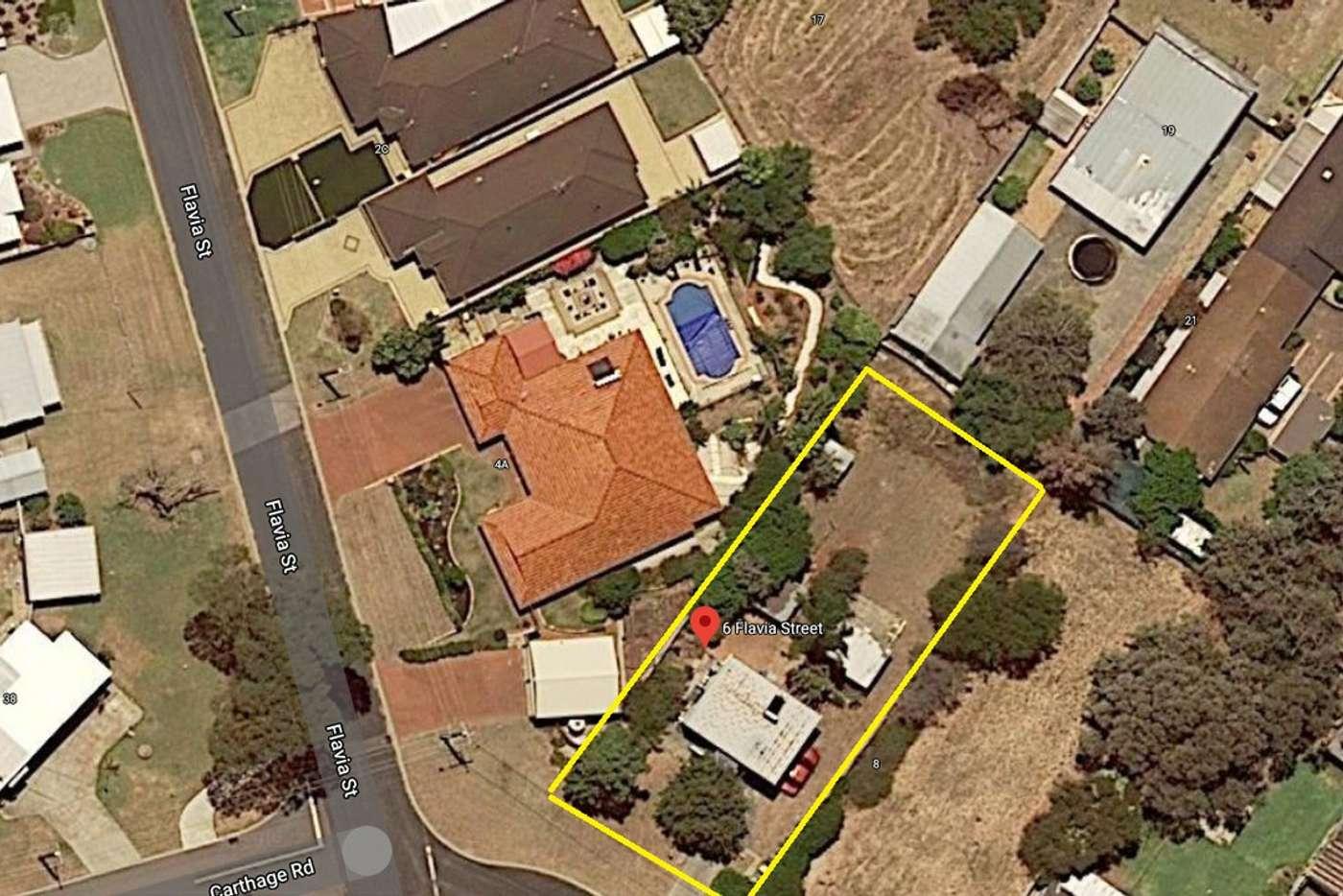 Main view of Homely house listing, 6 Flavia Street, Falcon WA 6210
