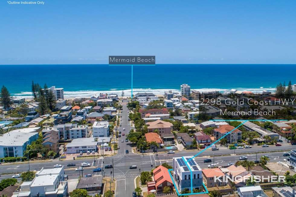Third view of Homely house listing, 1/2298 Gold Coast Highway, Mermaid Beach QLD 4218