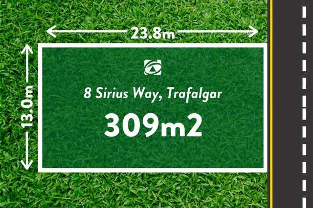 8 Sirius Way, Trafalgar VIC 3824
