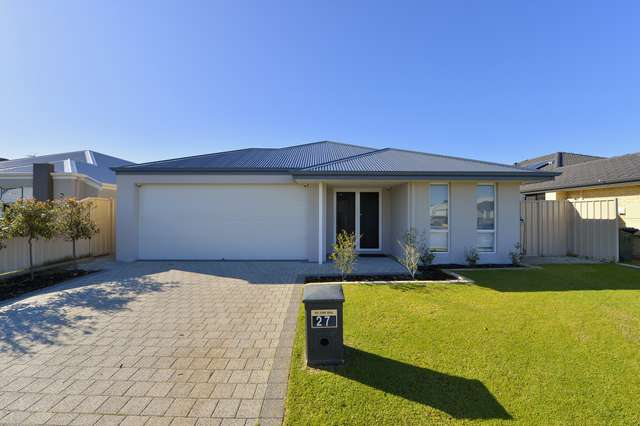 27 Kendale Way, Meadow Springs WA 6210