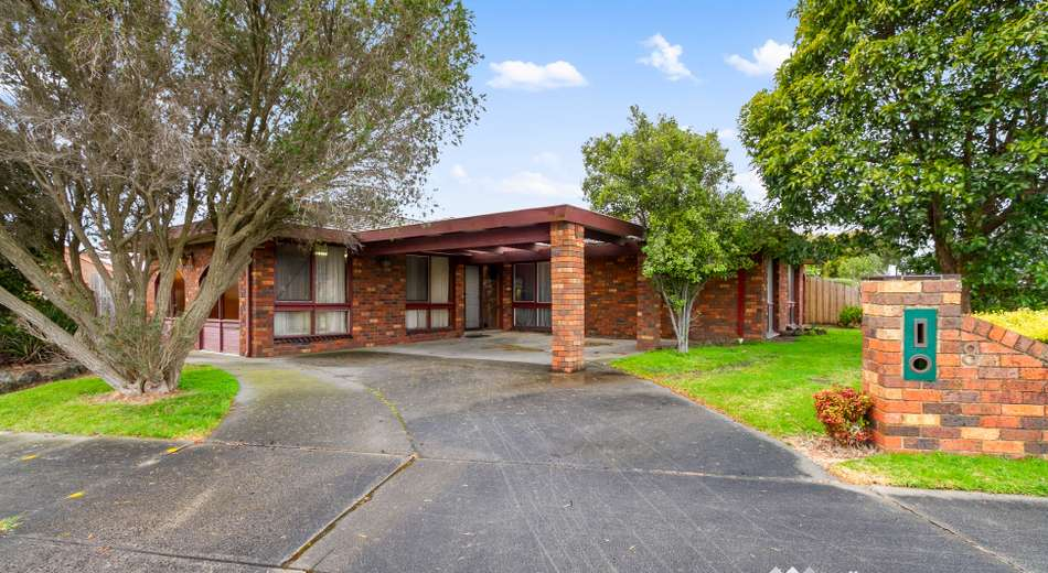 8 Holden Crescent, Traralgon VIC 3844
