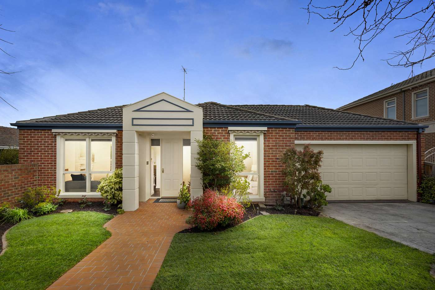 Main view of Homely townhouse listing, 1/30 Corhampton Road, Balwyn North VIC 3104