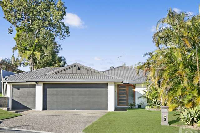 3 Peachtree Court, Parkwood QLD 4214