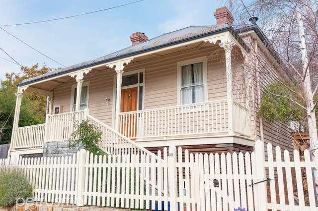 22 Wellesley Street, South Hobart TAS 7004