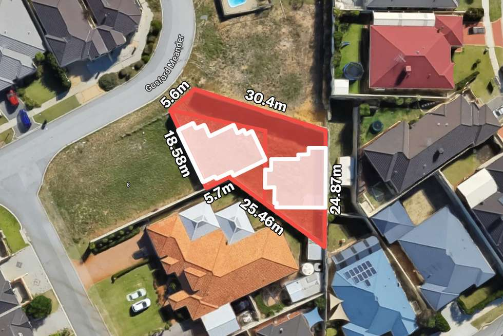 Fifth view of Homely residentialLand listing, 46 Gosford Meander, Ashby WA 6065