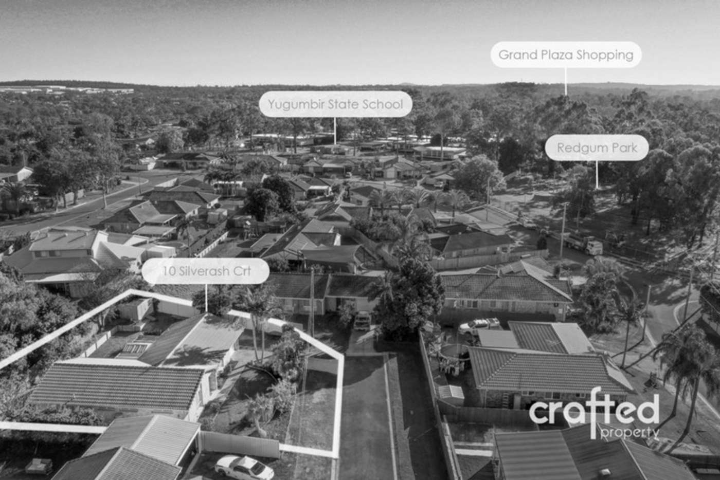Main view of Homely house listing, 10 Silverash Court, Regents Park QLD 4118
