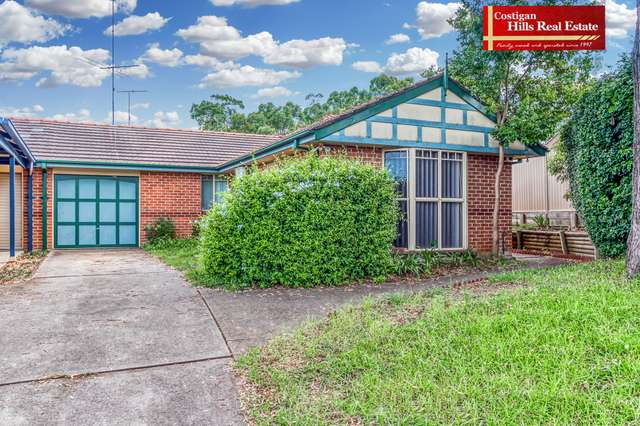 14 Mannix Place, Quakers Hill NSW 2763