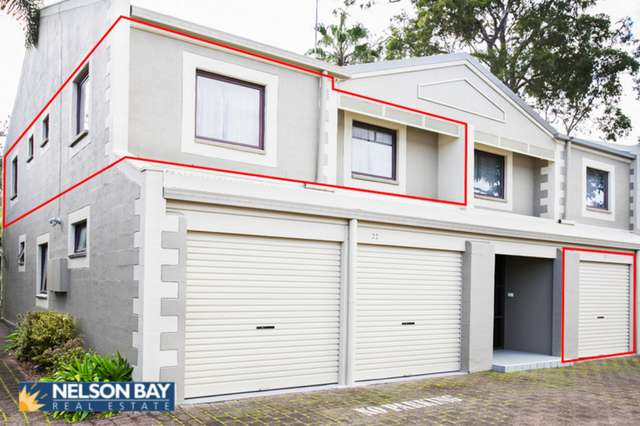 23/21 Dowling Street, Nelson Bay NSW 2315