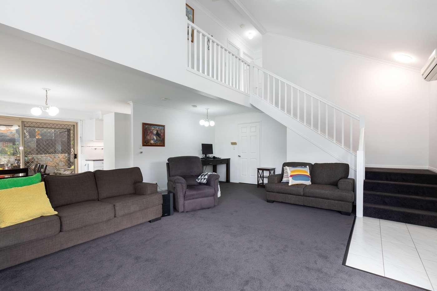 Main view of Homely townhouse listing, 1/32 Bindaree Street, Greenslopes QLD 4120