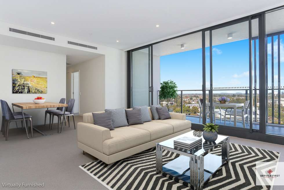 Second view of Homely apartment listing, 1609/11-13 Solent Circuit, Norwest NSW 2153