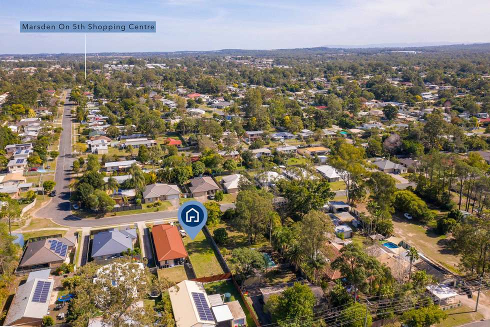 Fourth view of Homely residentialLand listing, 23 Blackbean Street, Marsden QLD 4132
