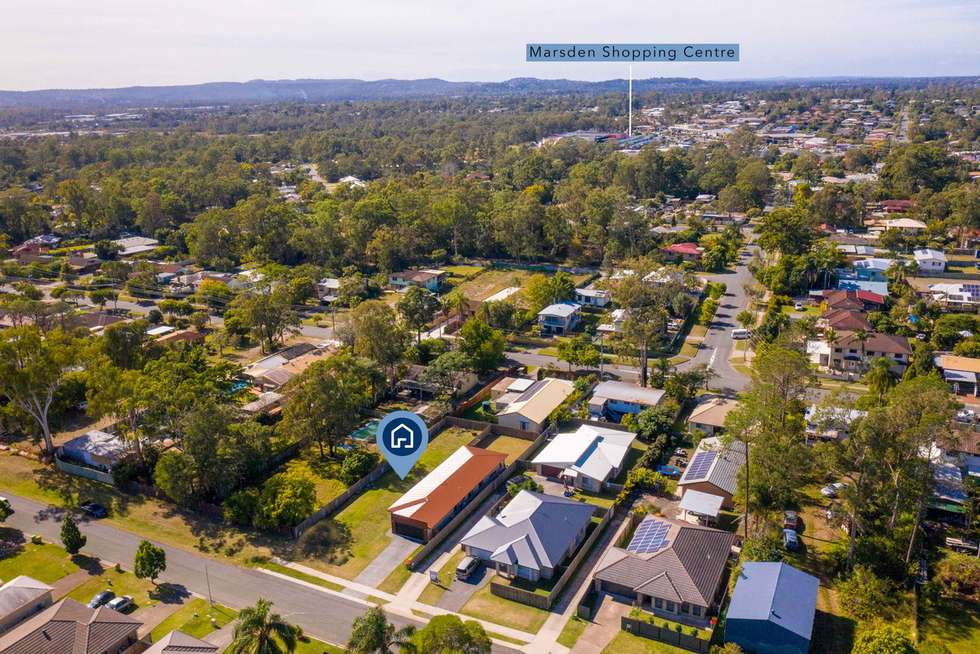 Fifth view of Homely residentialLand listing, 23 Blackbean Street, Marsden QLD 4132