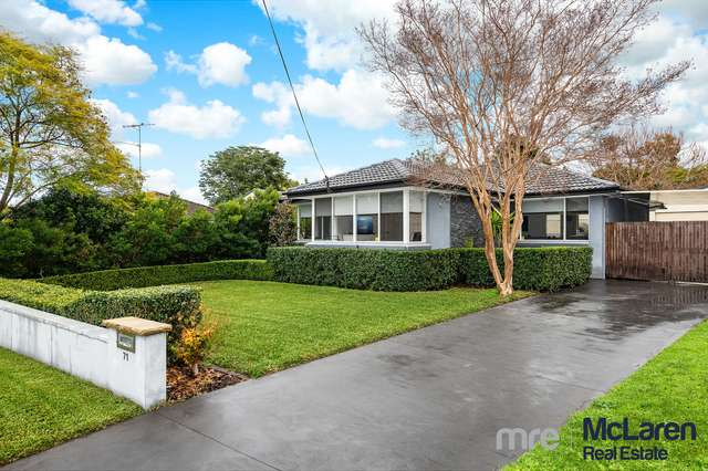71 Wentworth Drive, Camden South NSW 2570