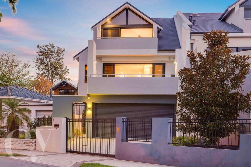 Second view of Homely house listing, 3A Lake Monger Drive, West Leederville WA 6007