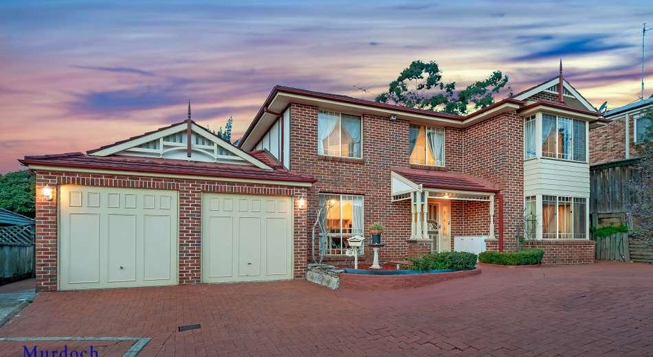 20 Belltree Crescent, Castle Hill NSW 2154