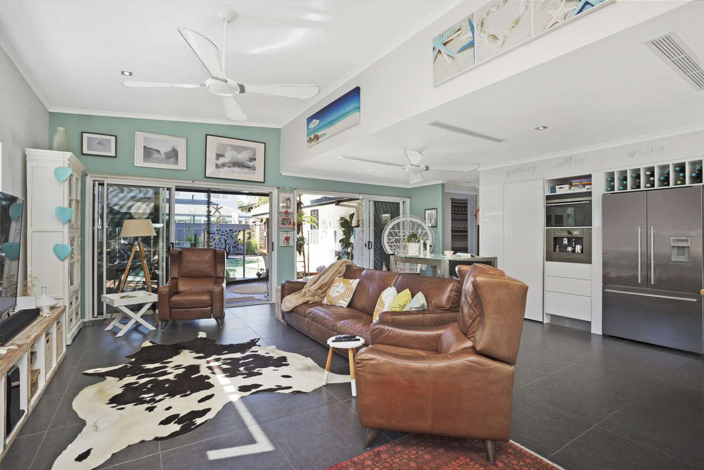 Fifth view of Homely house listing, 21 Aruma Avenue, Burleigh Waters QLD 4220
