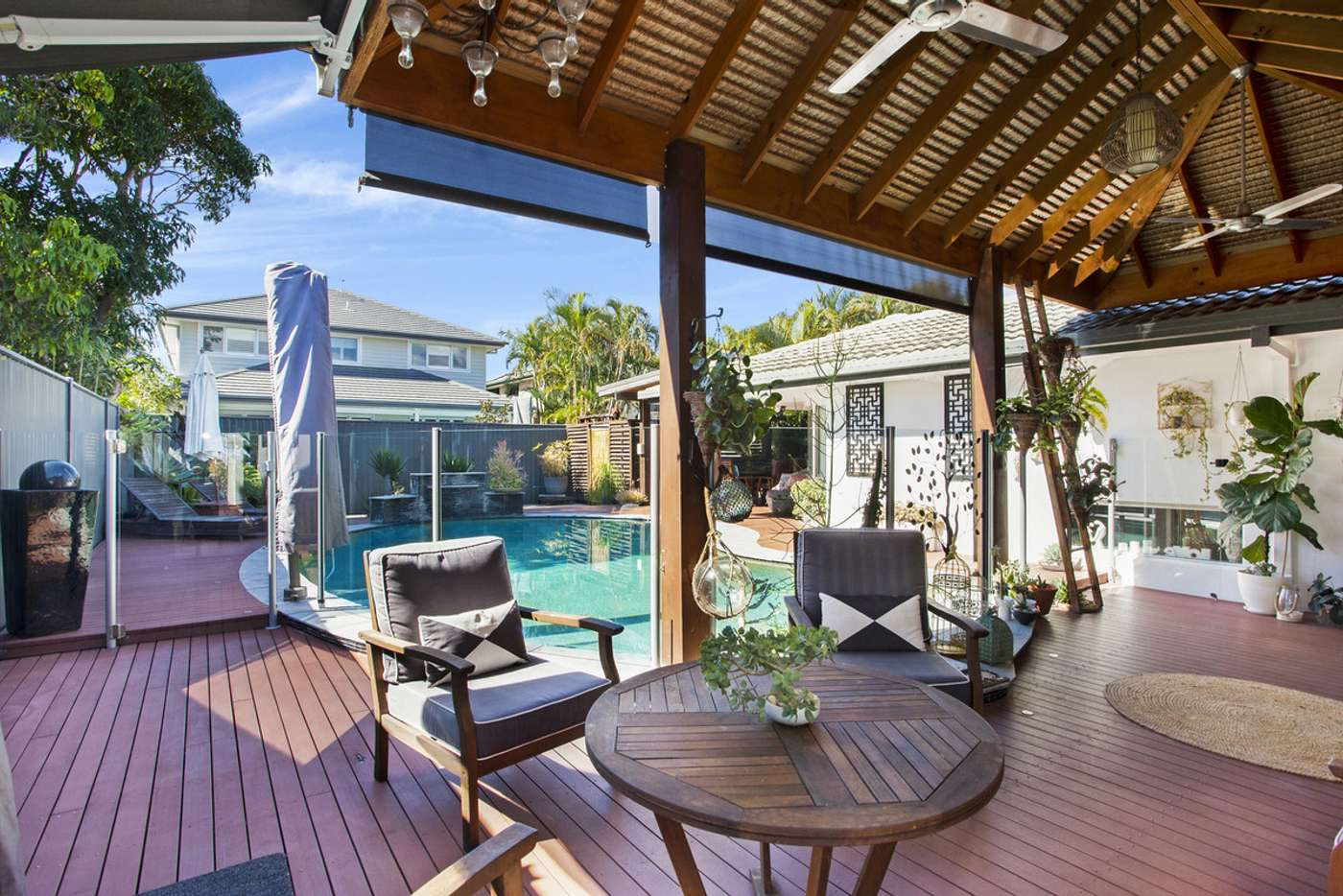 Sixth view of Homely house listing, 21 Aruma Avenue, Burleigh Waters QLD 4220