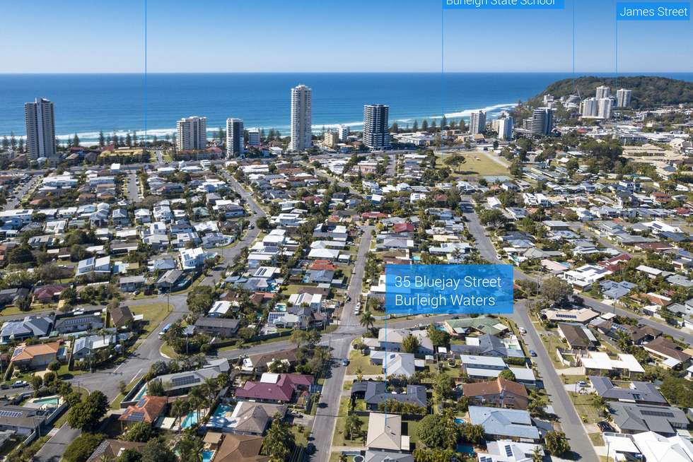 Fourth view of Homely house listing, 35 Bluejay Street, Burleigh Waters QLD 4220
