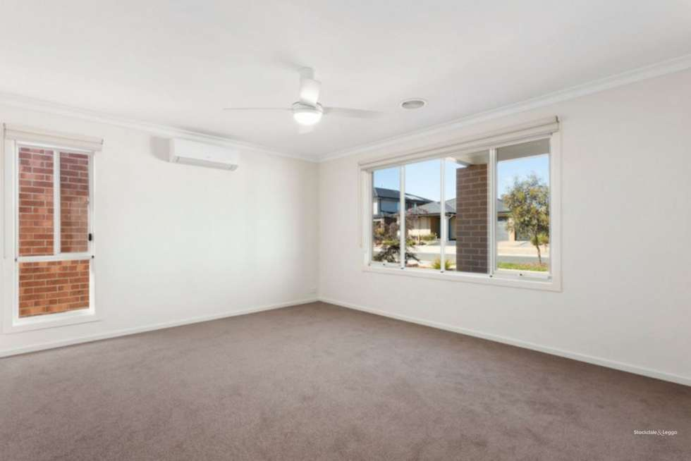 Second view of Homely house listing, 21 Skyview Street, Curlewis VIC 3222