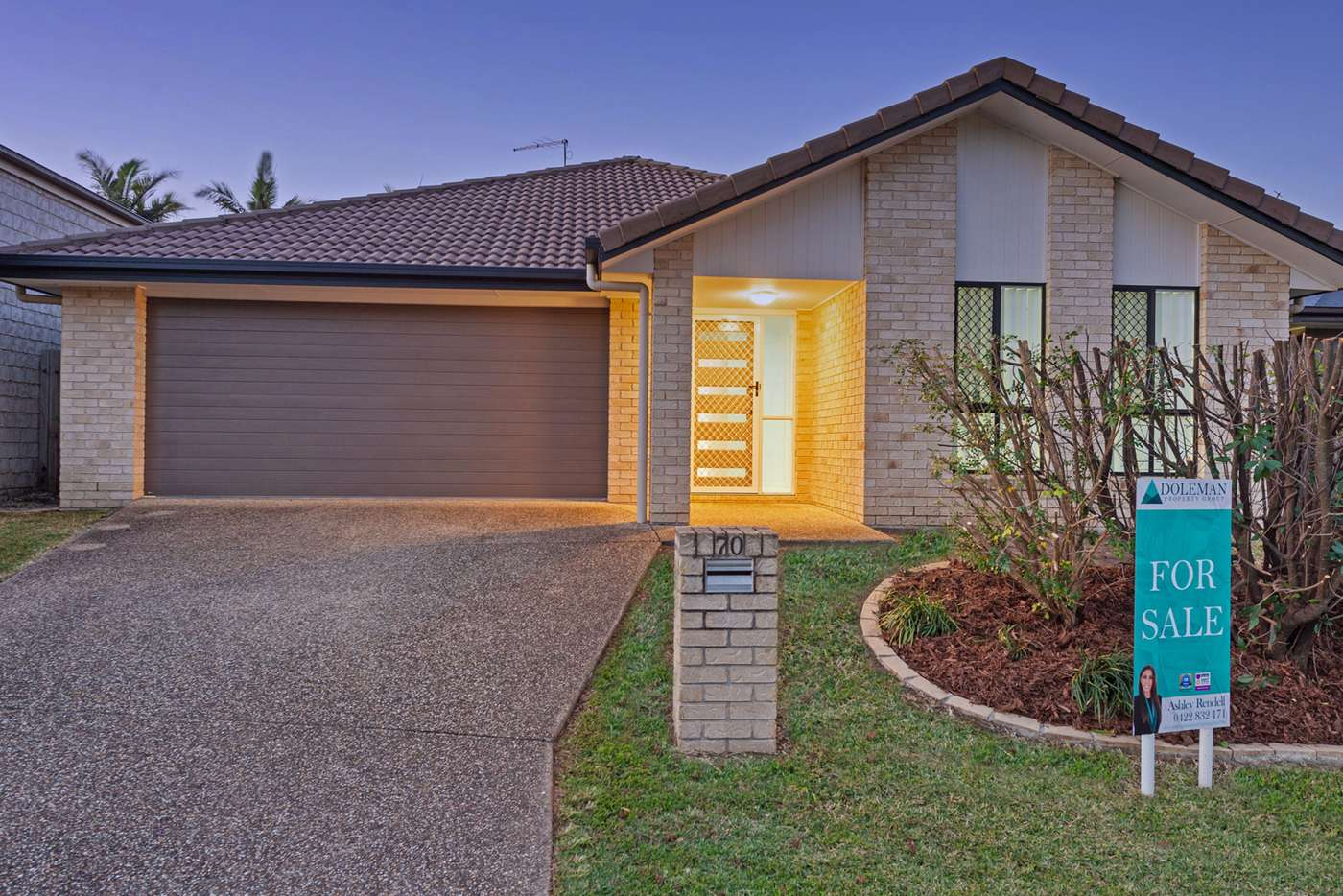 Main view of Homely house listing, 70 Landsdowne Drive, Ormeau Hills QLD 4208