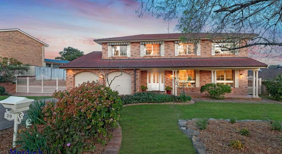 29 Yaringa Road, Castle Hill NSW 2154