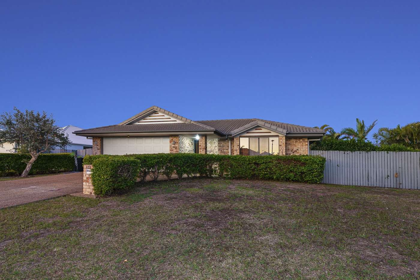 Main view of Homely house listing, 44 Heritage Drive, Bargara QLD 4670