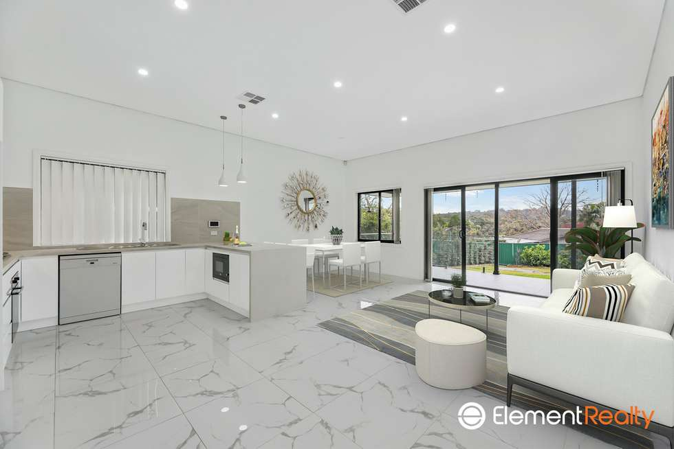 Second view of Homely semiDetached listing, 37A Wassell Street, Dundas NSW 2117