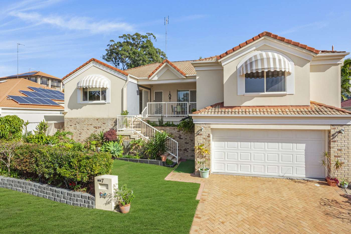 Main view of Homely house listing, 7 Torres Court, Burleigh Waters QLD 4220