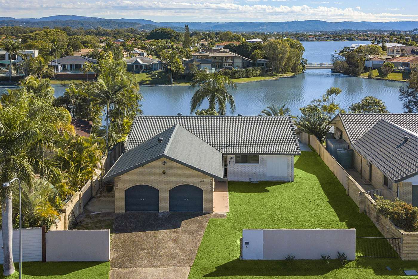Main view of Homely house listing, 168 Acanthus Avenue, Burleigh Waters QLD 4220