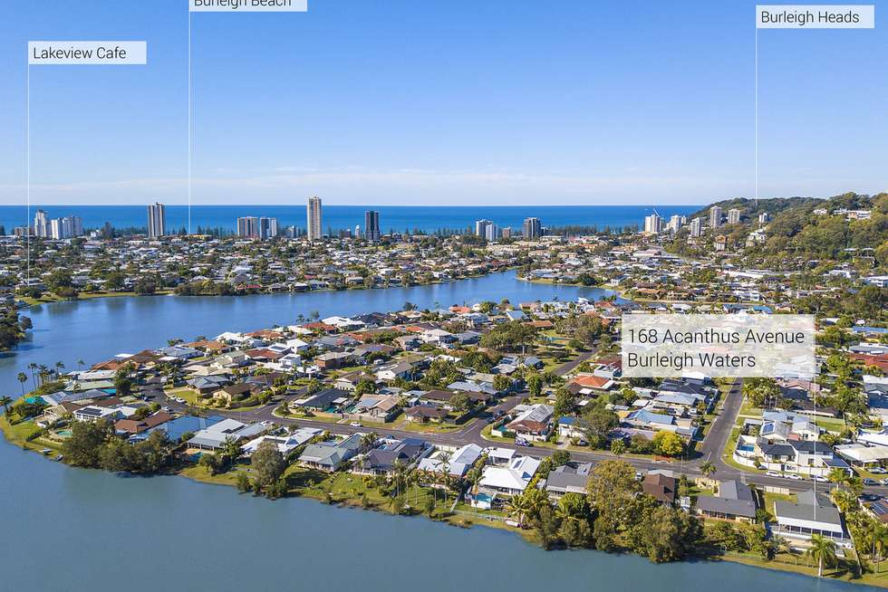 Second view of Homely house listing, 168 Acanthus Avenue, Burleigh Waters QLD 4220