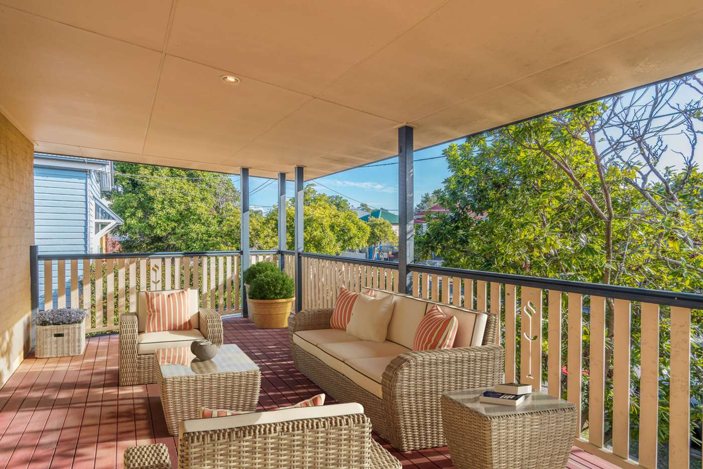 Main view of Homely townhouse listing, 3/18 Baron Street, Greenslopes QLD 4120