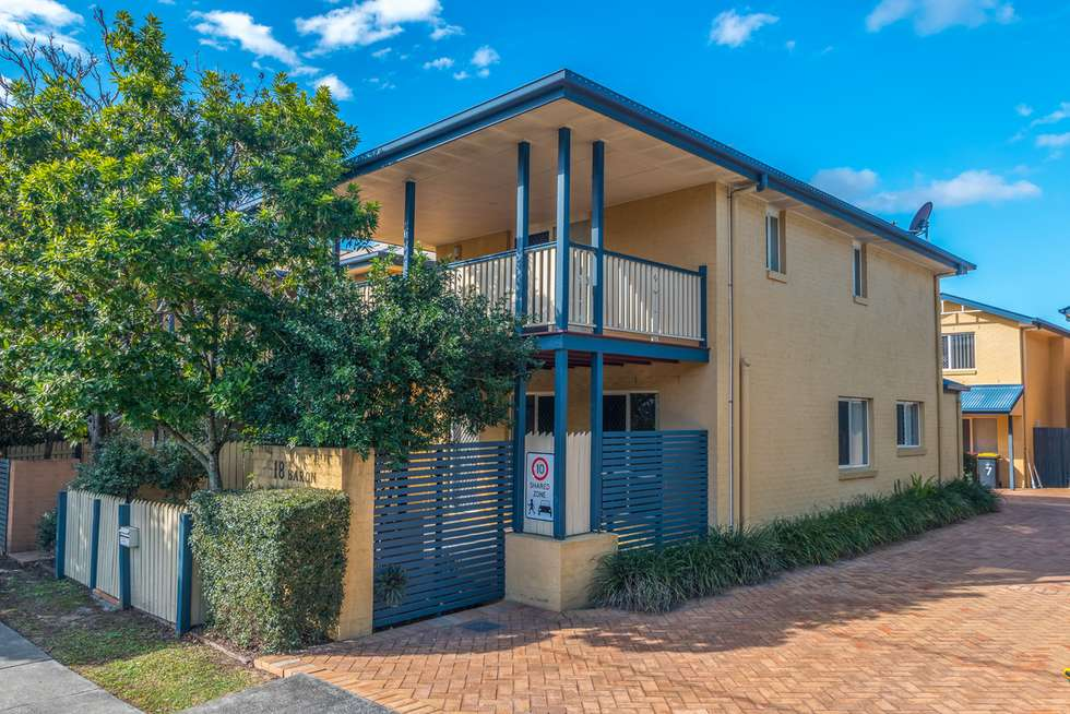 Second view of Homely townhouse listing, 3/18 Baron Street, Greenslopes QLD 4120