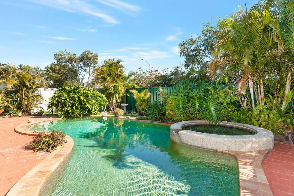 Second view of Homely house listing, 45 Harrier Drive, Burleigh Waters QLD 4220