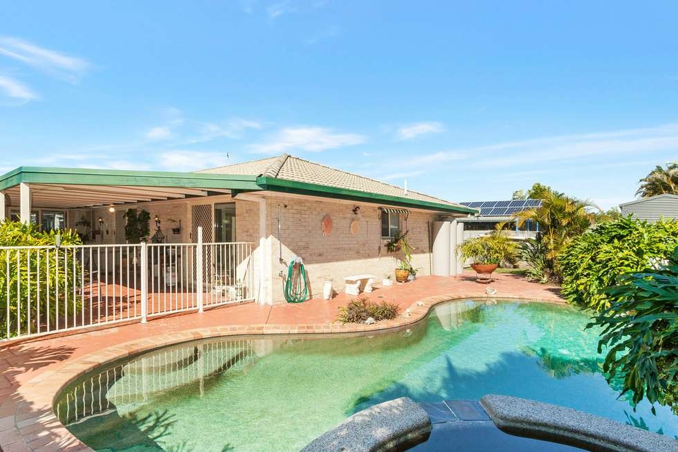 Fourth view of Homely house listing, 45 Harrier Drive, Burleigh Waters QLD 4220