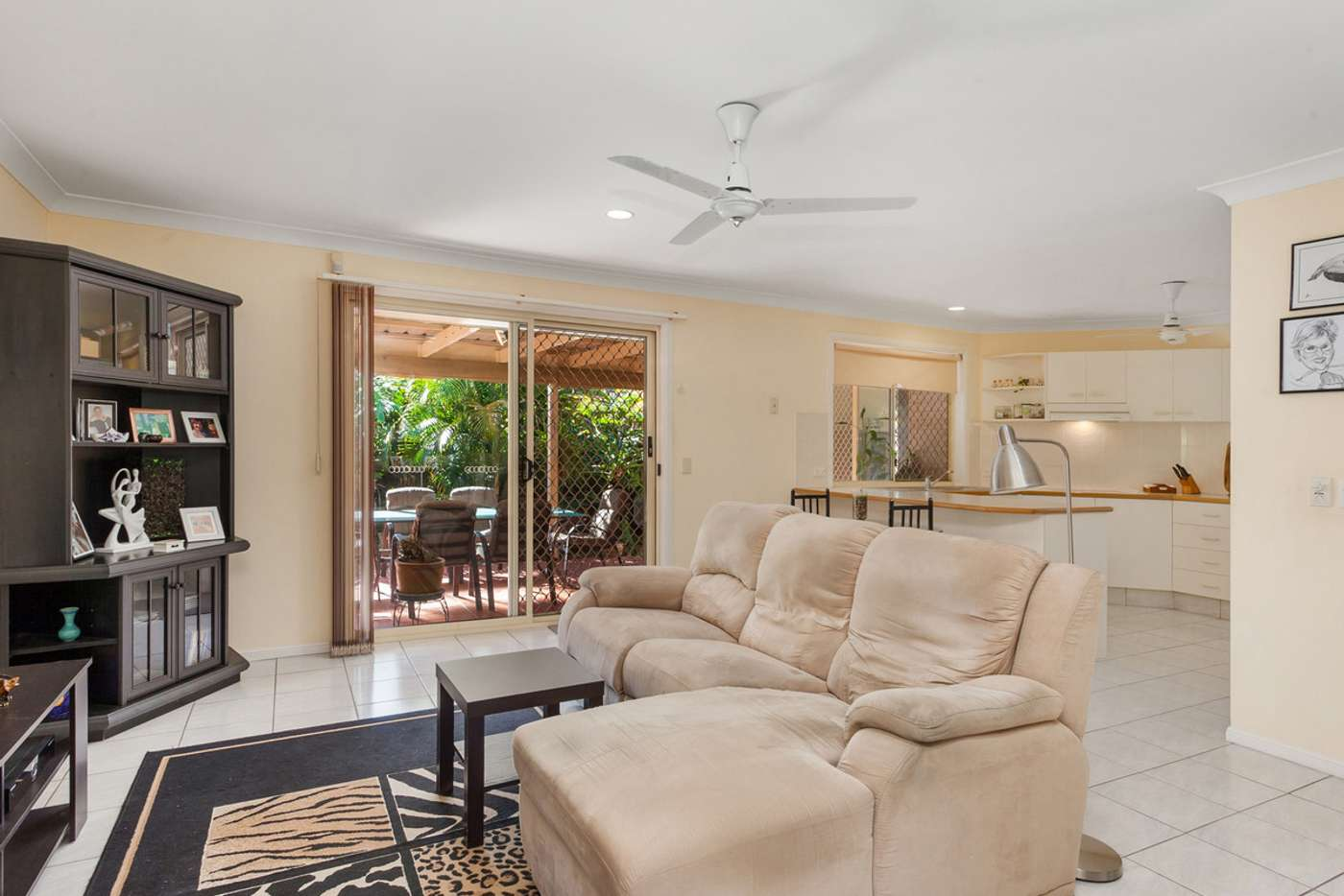 Fifth view of Homely house listing, 45 Harrier Drive, Burleigh Waters QLD 4220