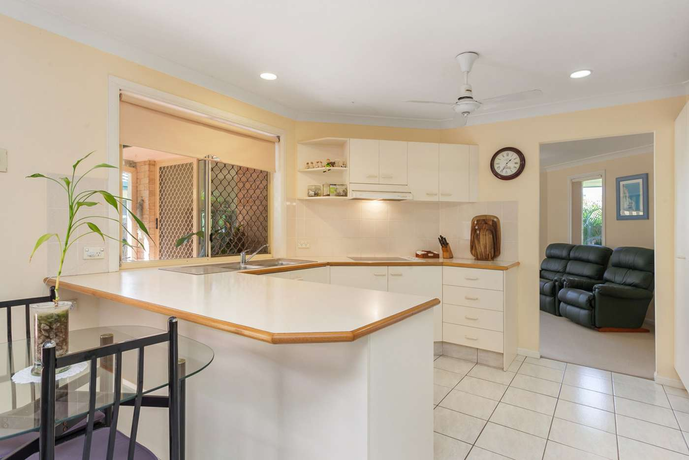 Sixth view of Homely house listing, 45 Harrier Drive, Burleigh Waters QLD 4220