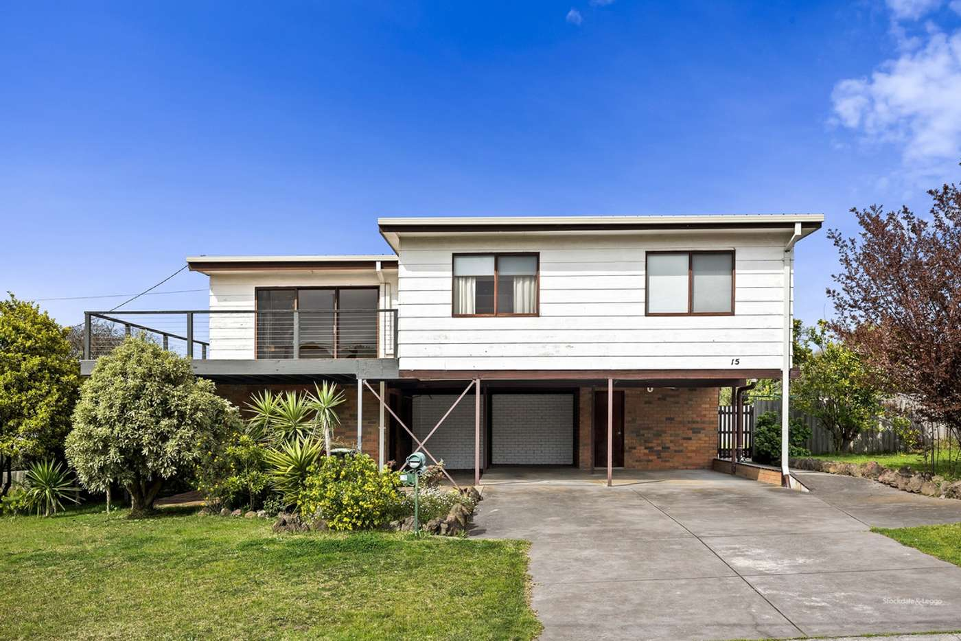 Main view of Homely house listing, 15 Catalina Crescent, Clifton Springs VIC 3222