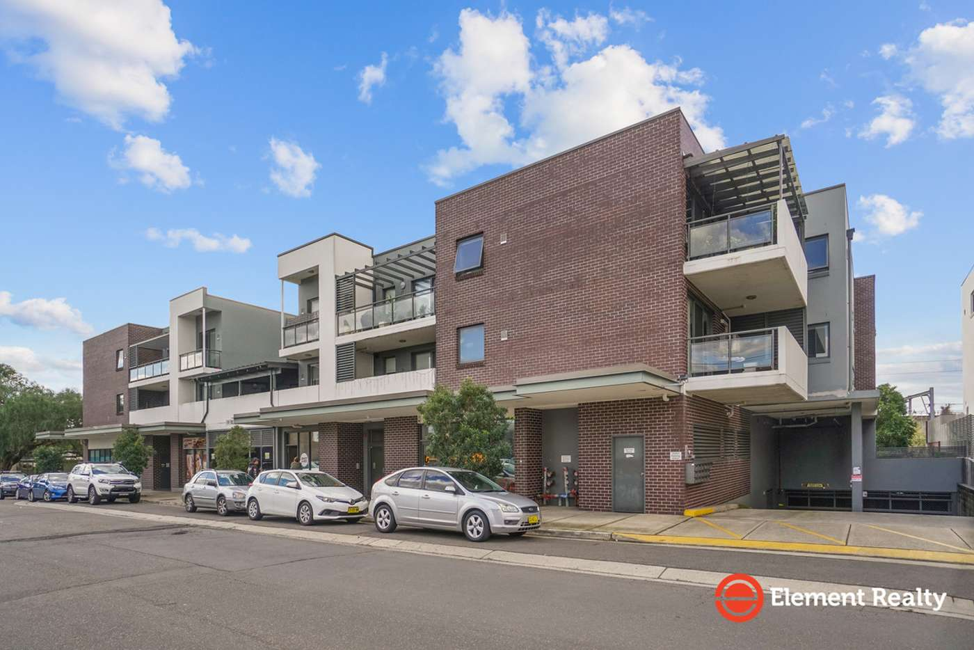 Main view of Homely apartment listing, 13/121-127 Railway Parade, Granville NSW 2142