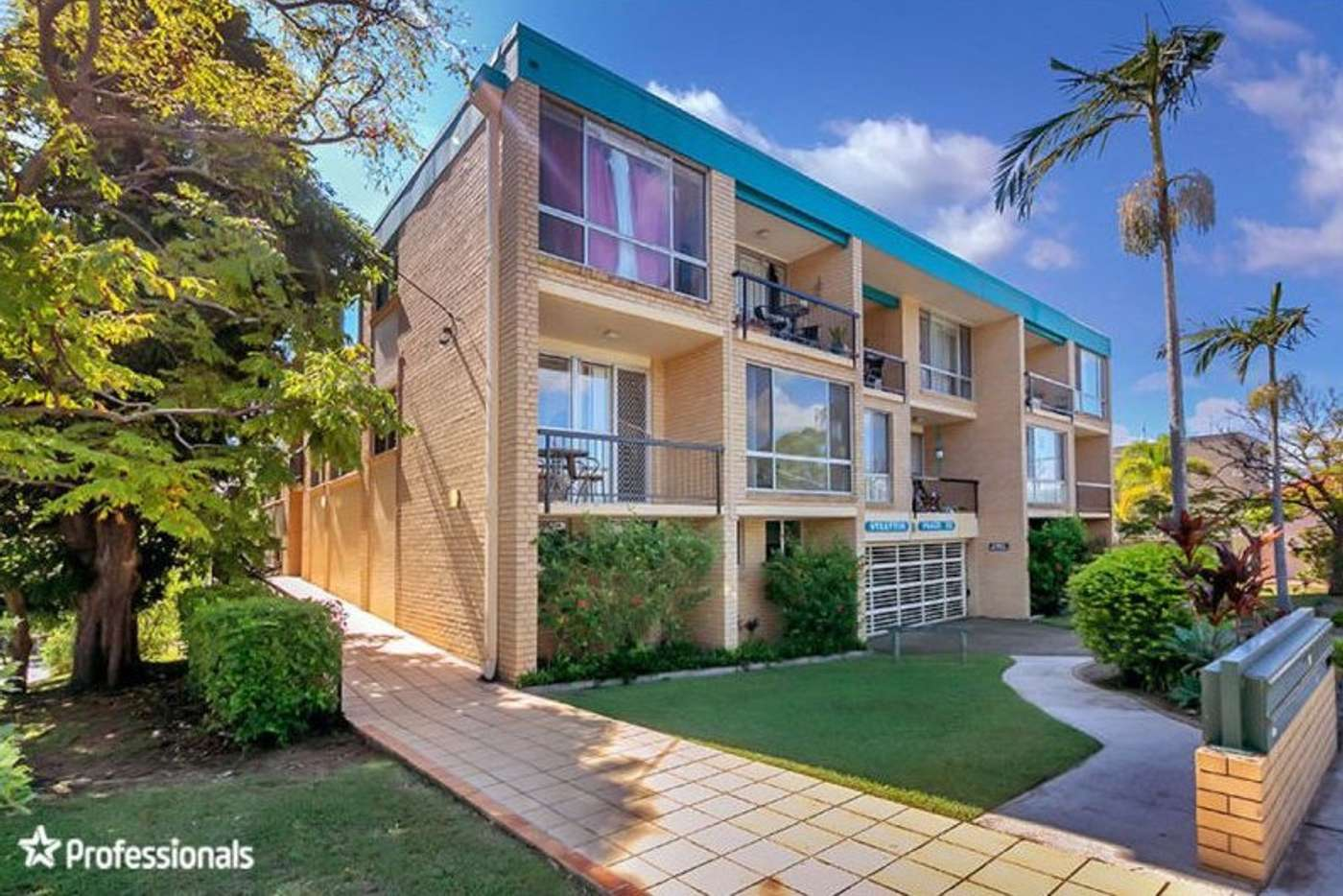 Main view of Homely unit listing, 11a/52 Sisley Street, St Lucia QLD 4067