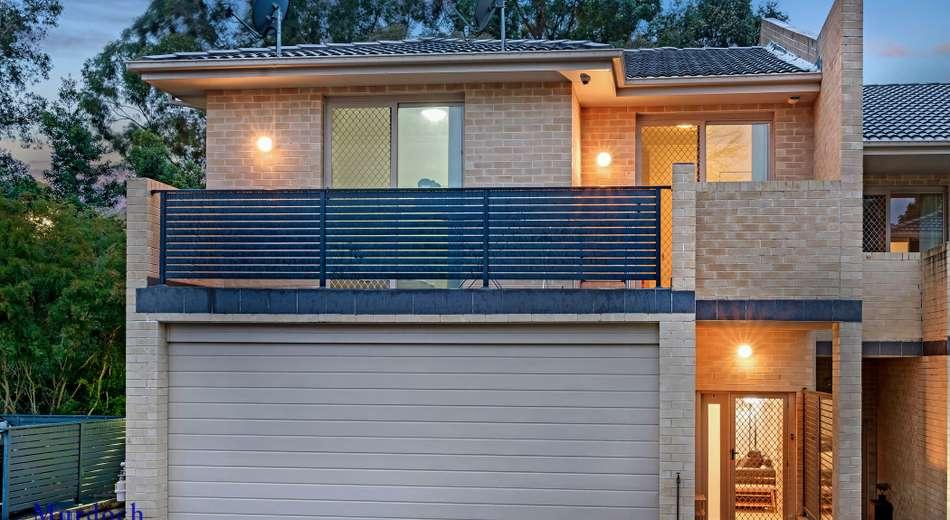 8/17 Graham Crescent, Baulkham Hills NSW 2153